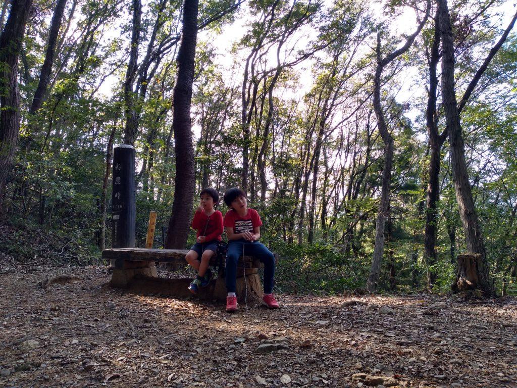 家族でキャンプ&ハイキングに